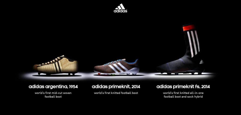 """84107ab0eb252 Resumo geral: a Adidas, para não se mostrar """"ultrapassada"""", ou até para  tentar evitar ser tachada por """"copiar"""" a Nike, antecipou-se no lançamento  de seu ..."""