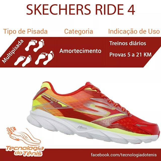 Skechers Ride 4