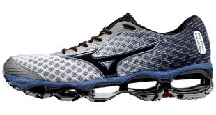 Tecnologia do Tênis - Mizuno Wave Prophecy 4