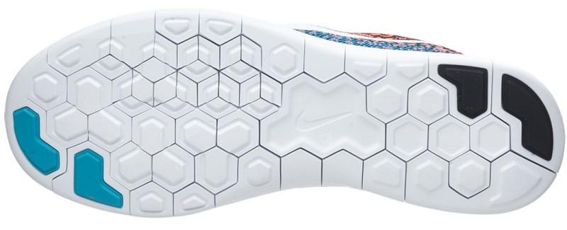 Tecnologia do Tenis - Nike Free RN - Solado