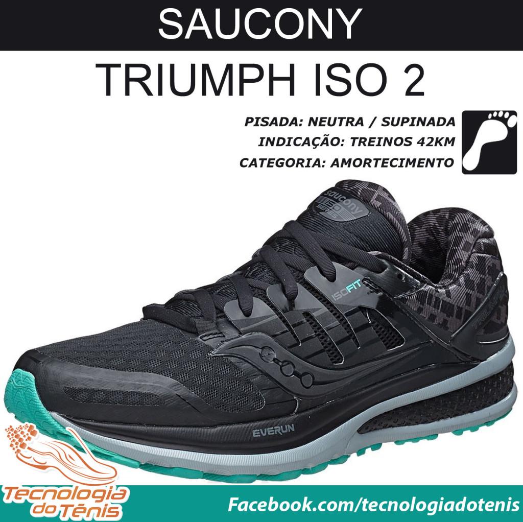 Saucony Triumph 2