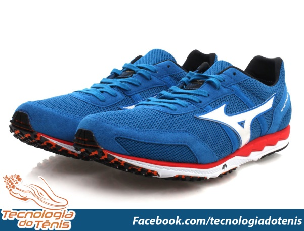 Tecnologia do Tenis - Mizuno Wave Cruise 10-