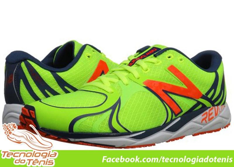 Tecnologia do Tenis - New Balance RC 1400 V3