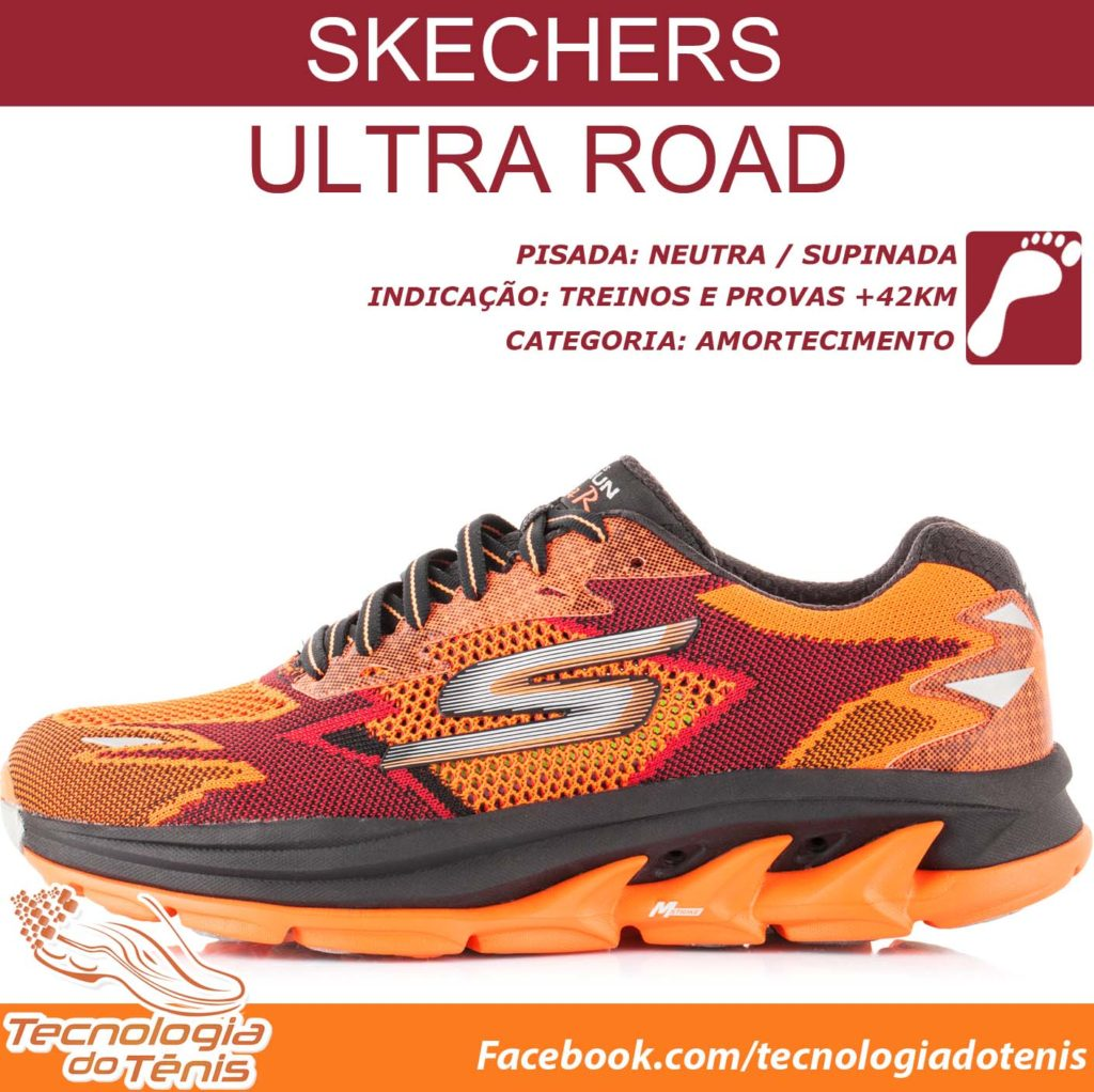 Skechers Ultra Road