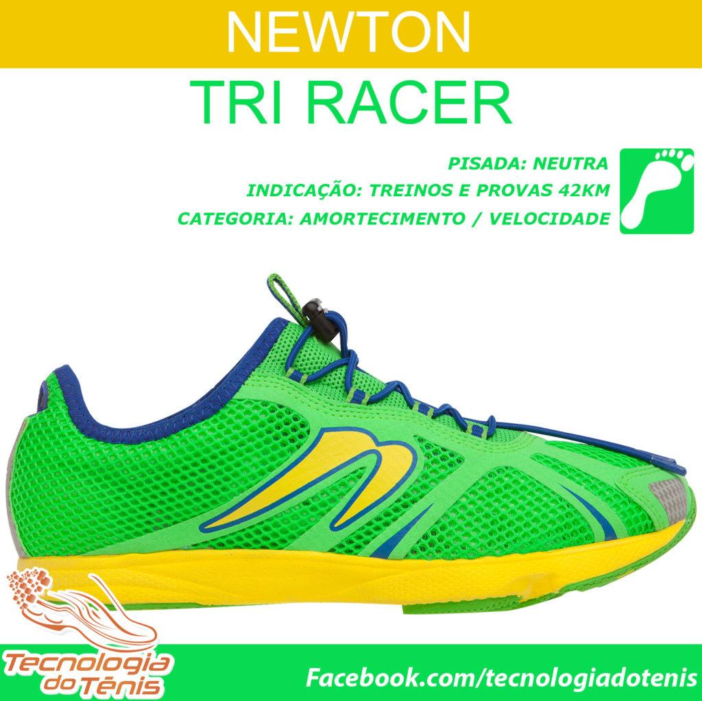 Tecnologia do Tenis - Newton Tri Racer - Instagram