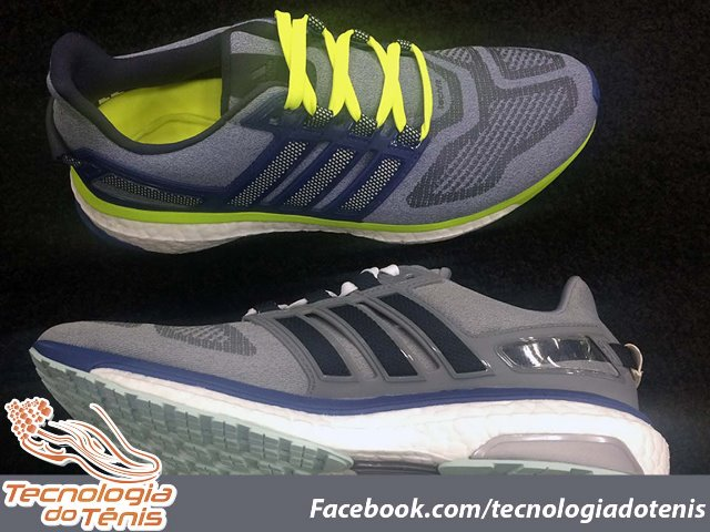 Tecnologia do Tênis - Adidas Energy Boost 3