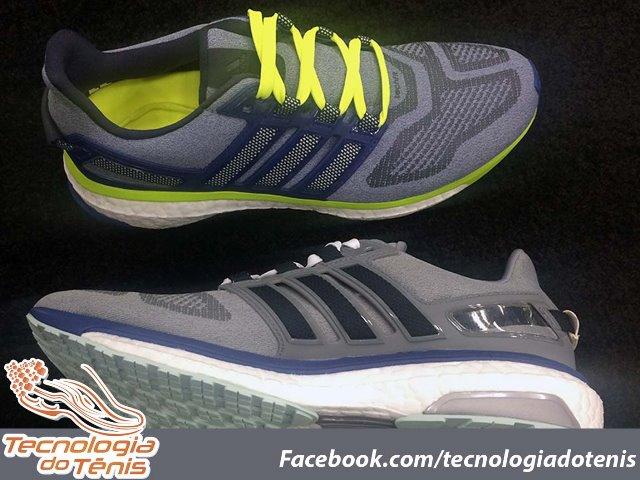 Tecnologia do Tênis - Adidas Energy Boost 3