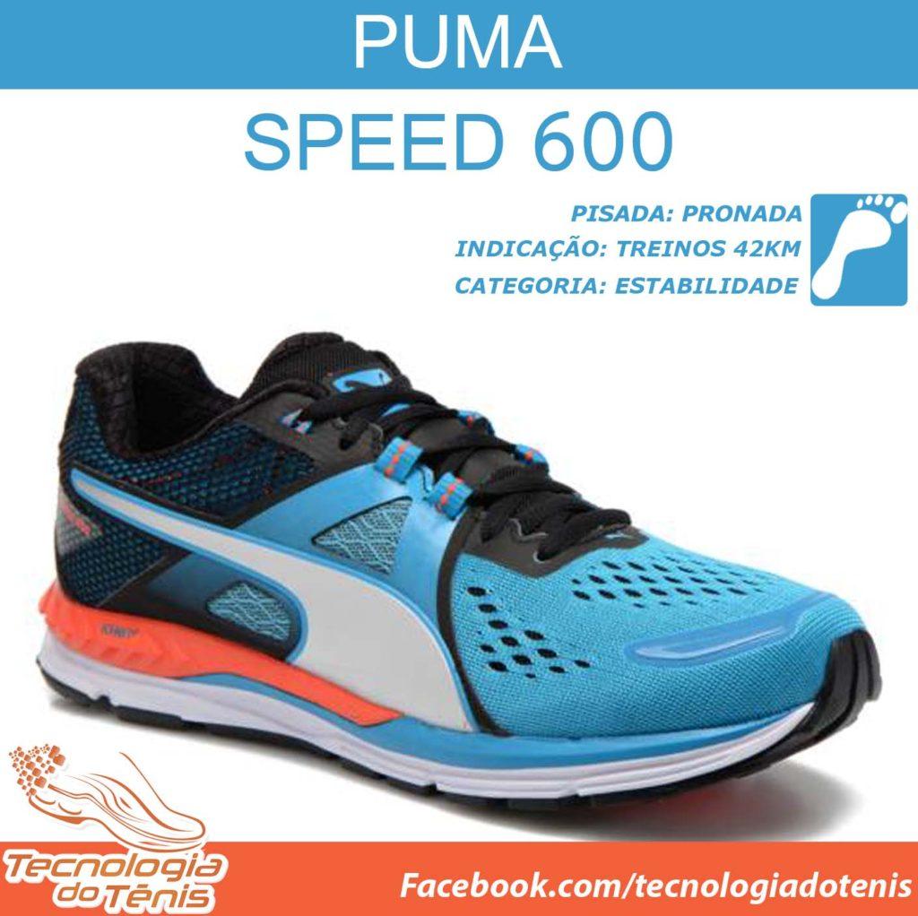 Puma S600 Ignite