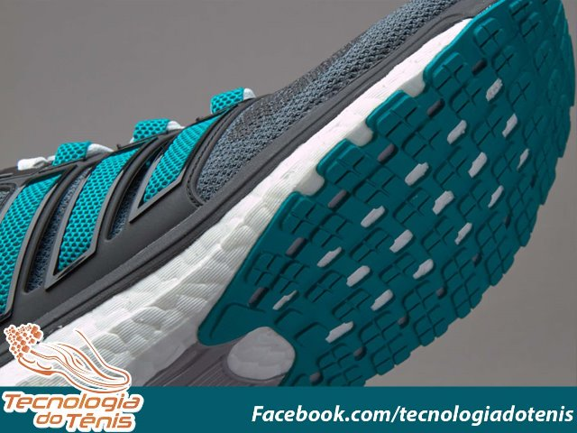 Tecnologia do Tenis - Adidas Energy Boost 3 - Solado
